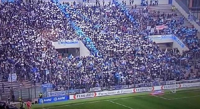 Marea azzurra al Mapei Stadium, i tifosi partenopei saranno in maggioranza! Cifra record in trasferta