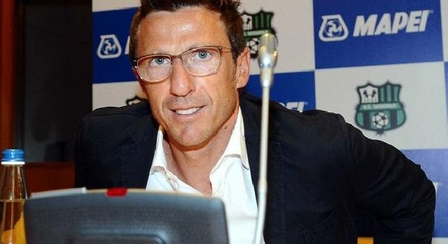 Di Francesco: Sul secondo gol Ragusa ha tenuto in gioco Milik, non doveva stare lì