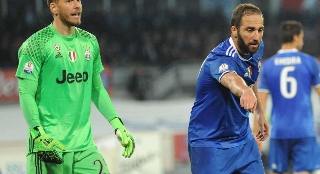 Crc - L'agente di Neto incontrerà la Juve nelle prossime 48 ore: da Torino non arriva ancora l'ok alla cessione