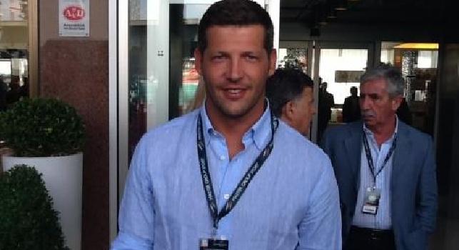 Materazzi (agente Fifa): So che il Napoli cerca qualcosa: ci ha abituati a grandi colpi o nulla