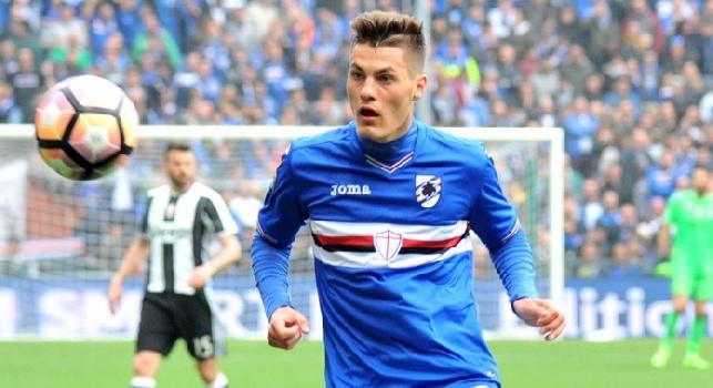 Gazzetta - E' asta per Schick, Ferrero ormai rassegnato sulla clausola. C'è anche il Napoli, ma l'Inter è in pole: la situazione