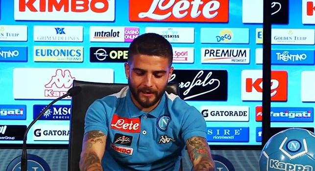 Insigne: Il gol più bello? Quello al Dortmund! Di Napoli si parla male, cercherò di portarla in capo al mondo. Poi siparietto con Mertens: Dai fastidio come sulle punizioni... [VIDEO]