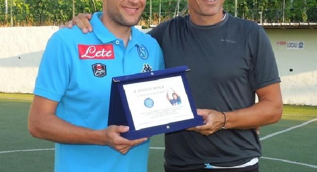 Ultimo derby in Eccellenza, Nicola Mora si ritira: l'ex azzurro contribuì alla rinascita del Napoli targato De Laurentiis