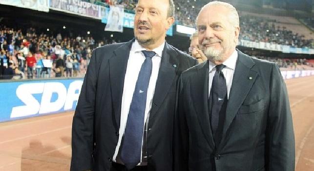 Gazzetta - De Laurentiis vorrebbe Benitez dt ed uno tra Italiano e Juric in panchina! Traghettatori in giro non ce ne sono