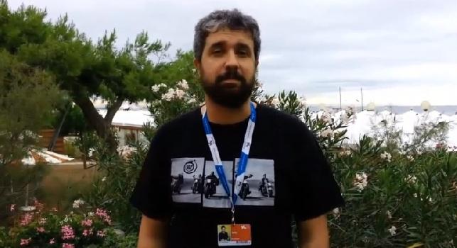Sollazzo: Sono contento della campagna acquisti del Napoli, inutile ingaggiare un centravanti