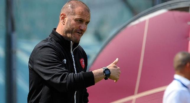 Bisoli: Il Cagliari vive la sfida con il Napoli come un Derby, daranno tutto. Cerri al posto dell'ex Pavoletti, la Juve vincerà ancora