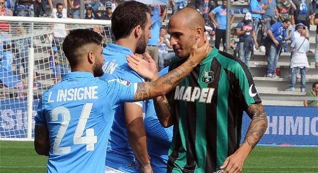 Cannavaro consegna la 10 ad Insigne: Ha ragione Sarri, perchè non dovrebbe averla? La merita!