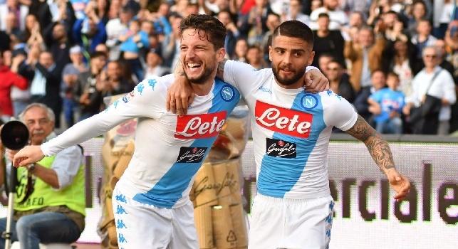 Napoli-Cagliari, le pagelle: Mertens fa 24, Hamsik quasi il <i>Maradona</i>. Ghoulam si veste da assistman e Hysaj gioca a nascondino