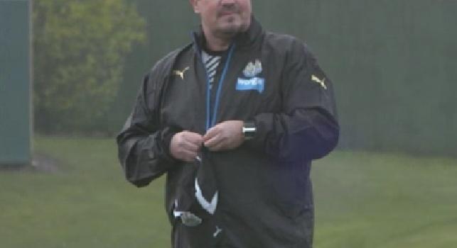 Benitez: A Napoli ero felice ma se qualche partita va male, va male! Quel rigore con l'Atalanta... [VIDEO CN24]