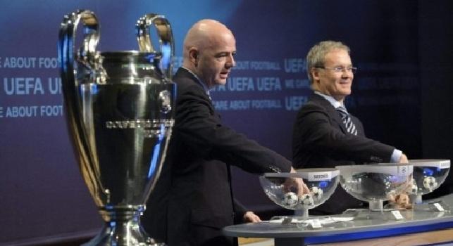 Champions e Serie A, agosto di fuoco per chi arriverà al terzo posto: le date
