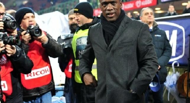Seedorf: Non mi aspettavo che la Juve vincesse ancora lo scudetto, Napoli fantastico ma non ha avuto la mentalità vincente