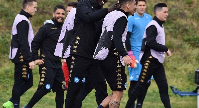 Repubblica, Tina: Koulibaly ed Albiol contro il Torino! Napoli in grande condizione fisica e morale, la grigliata di ieri lo conferma
