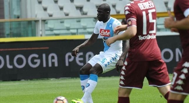 Sport Mediaset - Sarri ha chiesto e ottenuto il veto alla cessione di Koulibaly