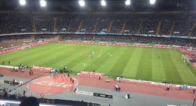 RILEGGI LIVE - Napoli-Fiorentina 4-1 (8' Koulibaly, 36' Insigne, 57' e 64' Mertens, 60' Ilicic): show al San Paolo