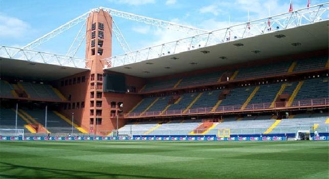 Sampdoria, il report dell'allenamento odierno: Maroni a parte, rientrati i vari Nazionali