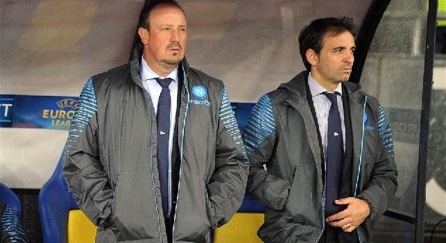 Il Roma - Europa League, il Napoli ha superato i sedicesimi di finale solo in due occasioni. Con Benitez in panchina...