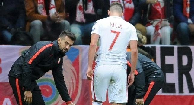 Dalla Polonia 'distruggono' Milik: Mai in partita contro il Senegal, il peggiore in tutto! Nawalka farebbe meglio a mandarlo in panchina