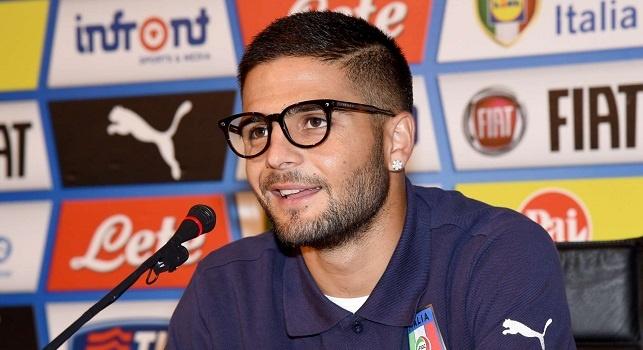 Lorenzo Insigne in Nazionale