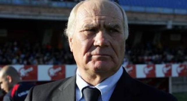 Sonetti: Il Napoli sta facendo cose straordinarie, assurde le lamentele di alcuni tifosi. Il Cagliari non va sottovalutato