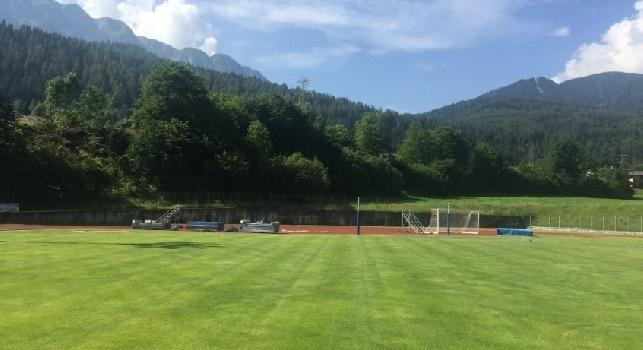 Si avvicina il ritiro di Dimaro, la presentazione del terreno di gioco e dello stadio [VIDEO]