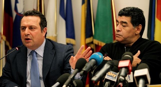 Maradona, l'avvocato Pisani a CN24: Diego non è mai stato un evasore, non c'è alcun rischio per gli eredi