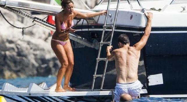 Il Mattino - Cannavaro presentò ad Higuain gli Esposito: lo yacht era di loro proprietà