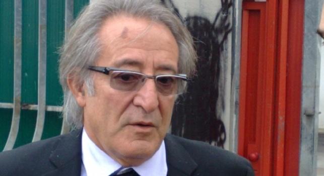 Benevento, Vigorito: Solidarietà al nostro capitano. Lucioni ha usato una pomata cicatrizzante sotto consiglio del medico