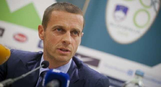 UEFA, Ceferin