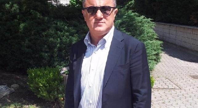 Martorelli, agente: Il mercato del Napoli a gennaio? Per la Coppa d'Africa perderà tre big e dovrà rimediare