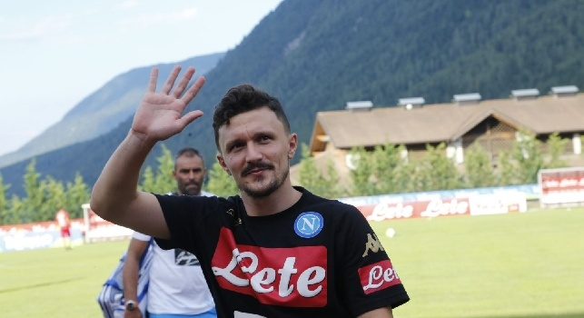 Mario Rui, difensore sinistro del Napoli