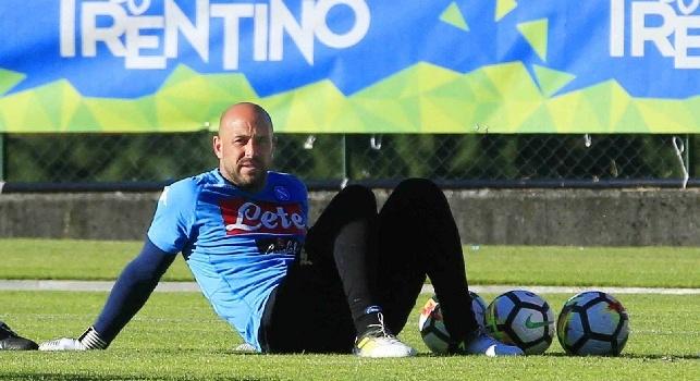 D'Angelo: Il Napoli sarà pronto per i preliminari di Champions. La società non vuole rischiare con Reina, non giocherà con il Carpi