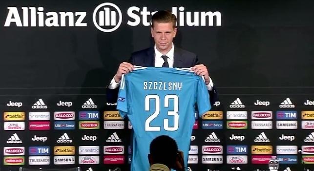 Juventus, Szczesny: Ho detto si in estate, scelta per i prossimi dieci anni: quando il bianconero ti chiama...