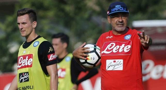 Juve su Milik per dimenticare Icardi, c'è Sarri dietro l'affare: ADL spera di venderlo all'Arsenal, le cifre