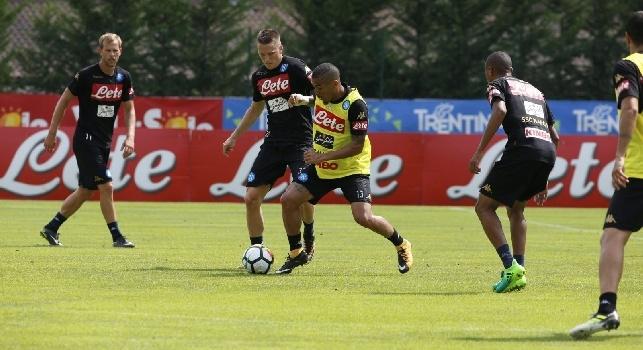 Viviani: Zielinski diventerà fortissimo, di livello internazionale! Allan? All'Udinese arrivò per fare l'esterno...