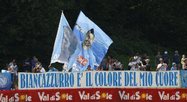 Record di presenze a Dimaro, oggi 5 mila tifosi allo stadio!
