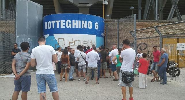 SSC Napoli diffidata: Violata la legge per l'accesso gratuito degli under 14 al San Paolo!