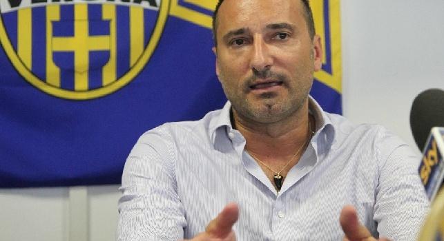 UFFICIALE - Verona, il presidente Setti negativo al Covid: il comunicato