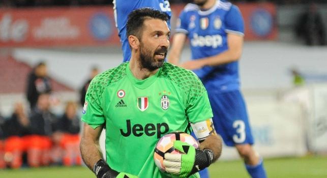 Buffon: In Nazionale anche per Astori. Ziliani lo attacca: Vergogniamoci per lui! [FOTO]