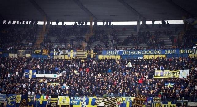 Da Verona - Napoli-Hellas, venduti 220 tagliandi per il settore ospiti