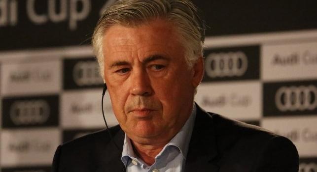 Ancelotti ha trovato l'accordo con il Napoli, in settimana può arrivare la firma