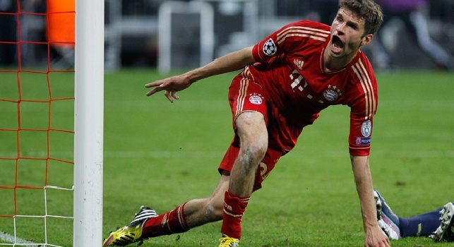 Barcellona-Bayern Monaco, Muller
