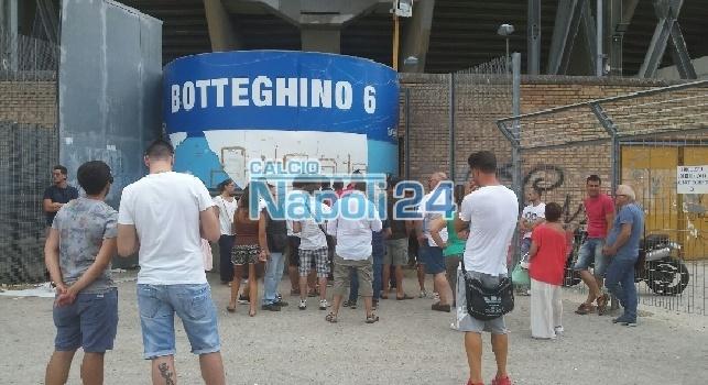 Biglietti Napoli-Frosinone: prezzi ed info sui tagliandi