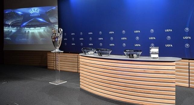 Champions League 2019, Napoli tra le prime nove qualificate! Definito l'elenco delle potenziali avversarie se la stagione finisse oggi