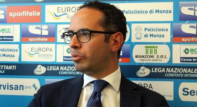 Criscitiello controcorrente: Napoli: a gennaio non comprare nessuno! Volete buttare i soldi?
