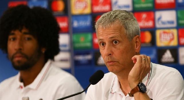 Nizza, Favre: Credo alla qualificazione! Dobbiamo rischiare, non sapevo di Mertens in dubbio. Su Sneijder e Balotelli... [VIDEO]