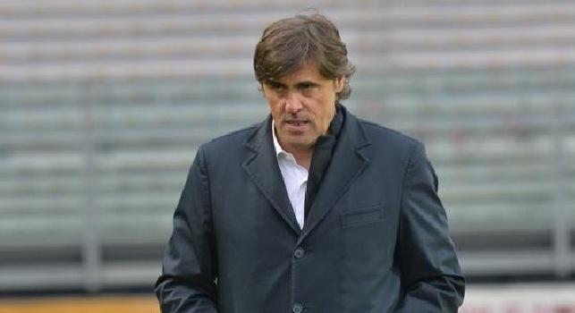 Calori (ex Udinese) a CN24: Mi chiamò Novellino per fare il capitano del Napoli. De Laurentiis ha fatto un miracolo sportivo