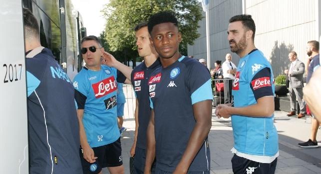 Bologna-Napoli, Gazzetta anticipa: Diawara titolare! Milik e Zielinski si propongono per una maglia [GRAFICO FORMAZIONE]