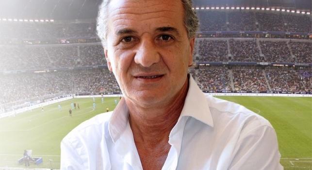 Bruno Gentili: Fabio Cannavaro sarebbe l'ideale per il Napoli, è molto più pronto di Pirlo