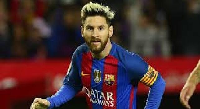 Clamoroso Manchester City, il presidente: Ho provato a comprare Messi, gli ho offerto il triplo dell'ingaggio