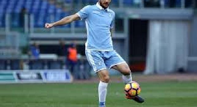 Lazio, Parolo a Premium: Napoli devastante quando trova gli spazi. Nel secondo tempo non abbiamo giocato da squadra